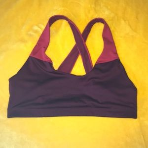 Victoria's Secret workout bra no pads